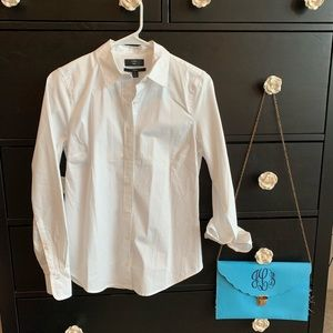 NWT J. Crew button down shirt. Slim fit.